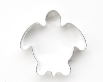 Sea Turtle Cookie Cutter, Animal Cookie Cutter, Under the Sea Birthday Party