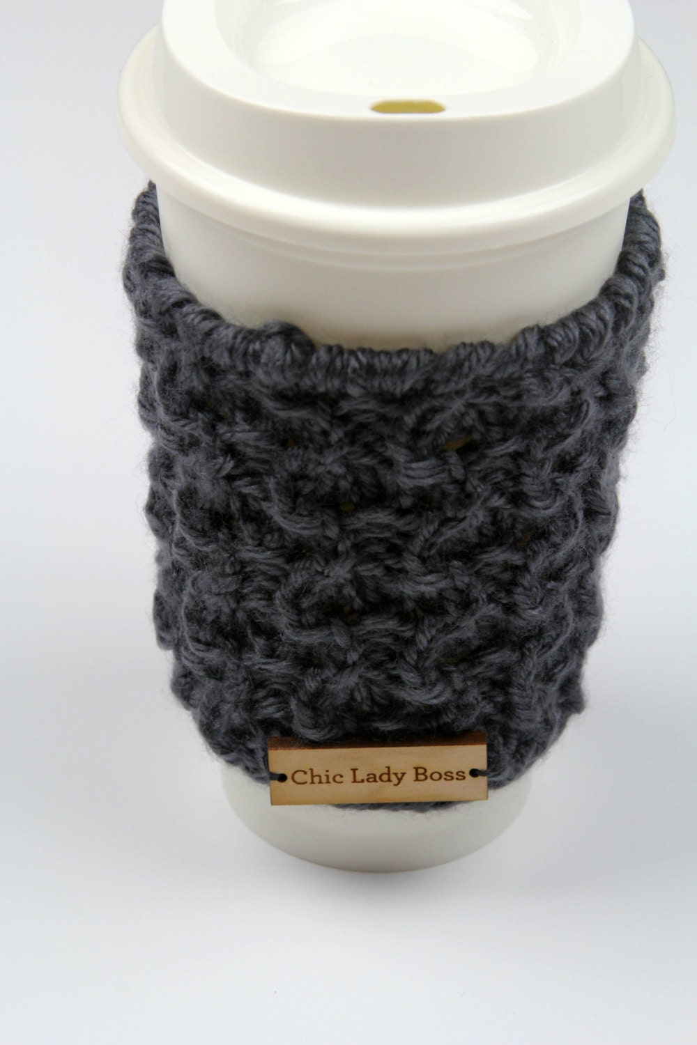 Knitted Mug Cozy Pattern Cup Cozy Coffee Cup Sleeve Tea
