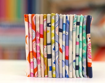 Trinket Fat Eighth Bundle by Melody Miller for Cotton + Steel - 18 prints