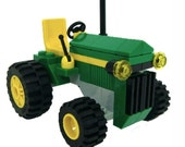Green Tractor Building Kit
