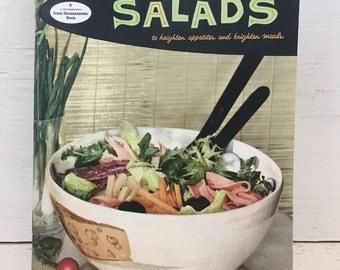 Good Housekeeping's Book of Salads - Vintage Cookbook