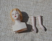 Darice Doll Head and Arms, Darice Angels, Doll Craft Supply, Doll Parts, Decoration