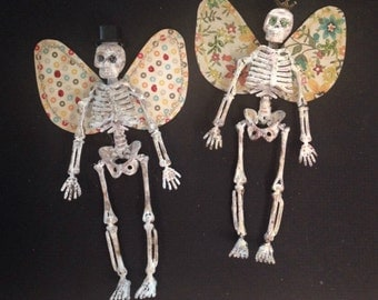Day Of The Dead, Skeletons, Ornaments, Figure