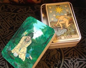 Tarot Tin Heal the Earth