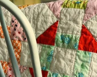 Churndash Baby Quilt
