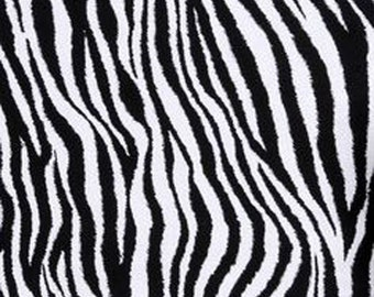 Zebra Cotton Fabric