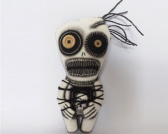 Voodoo Zombie Horror Doll Voodoo Dolls Day of the Dead Dolls