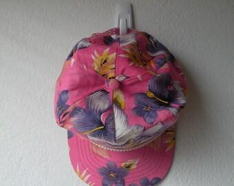 Vintage Tropical Hat