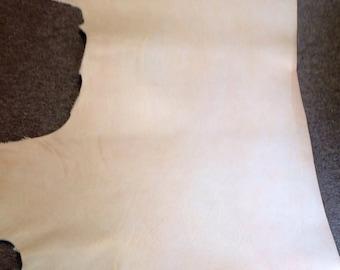 917RMNT.  Hermann Oak Tooling Leather 7-8 oz.