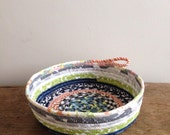 Coiled Fabric Bowl