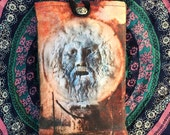 """Oracle Tarot Card Deck by Renee Keith - Basic Set of 50 Cards (""""Mouth of Truth"""" Bag)"""