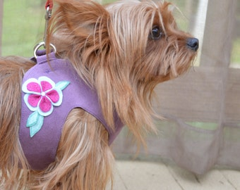 Designer Dog Harness - choke free