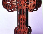 3D Standing Orthodox Cross