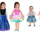 Personalised dress-up dolls