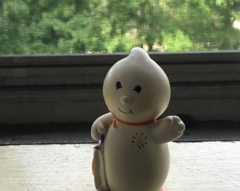 Vintage ghost figurine