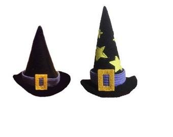 Plastic Canvas Children's Halloween Costume Hat's Instant Download