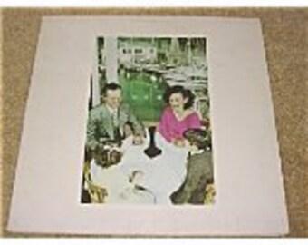 reduced price Led Zeppelin vinyl - Presence -  Original Edition - Album in Excellent PLus to Near Mint Minus Condition