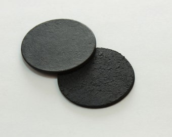 Essential Oil Diffuser Two Extra Black Leather Pads