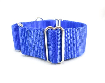 "Houndstown 1.5"" Banner Collar, Martingale or Buckle, Any Size"