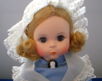 Vintage Madame Alexander Doll**United States**8 Inches Tall