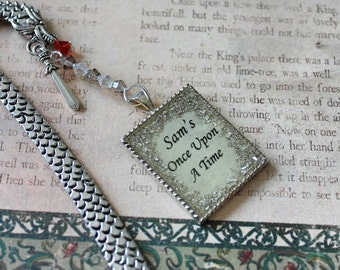 Dragon Fairytale Bookmark with personalisation