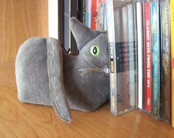 Russian Blue Gray Lavender Kitten