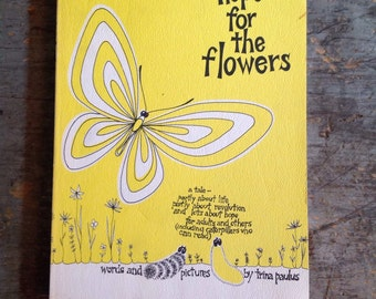 Hope for the Flowers Book by Trina Paulus 1972