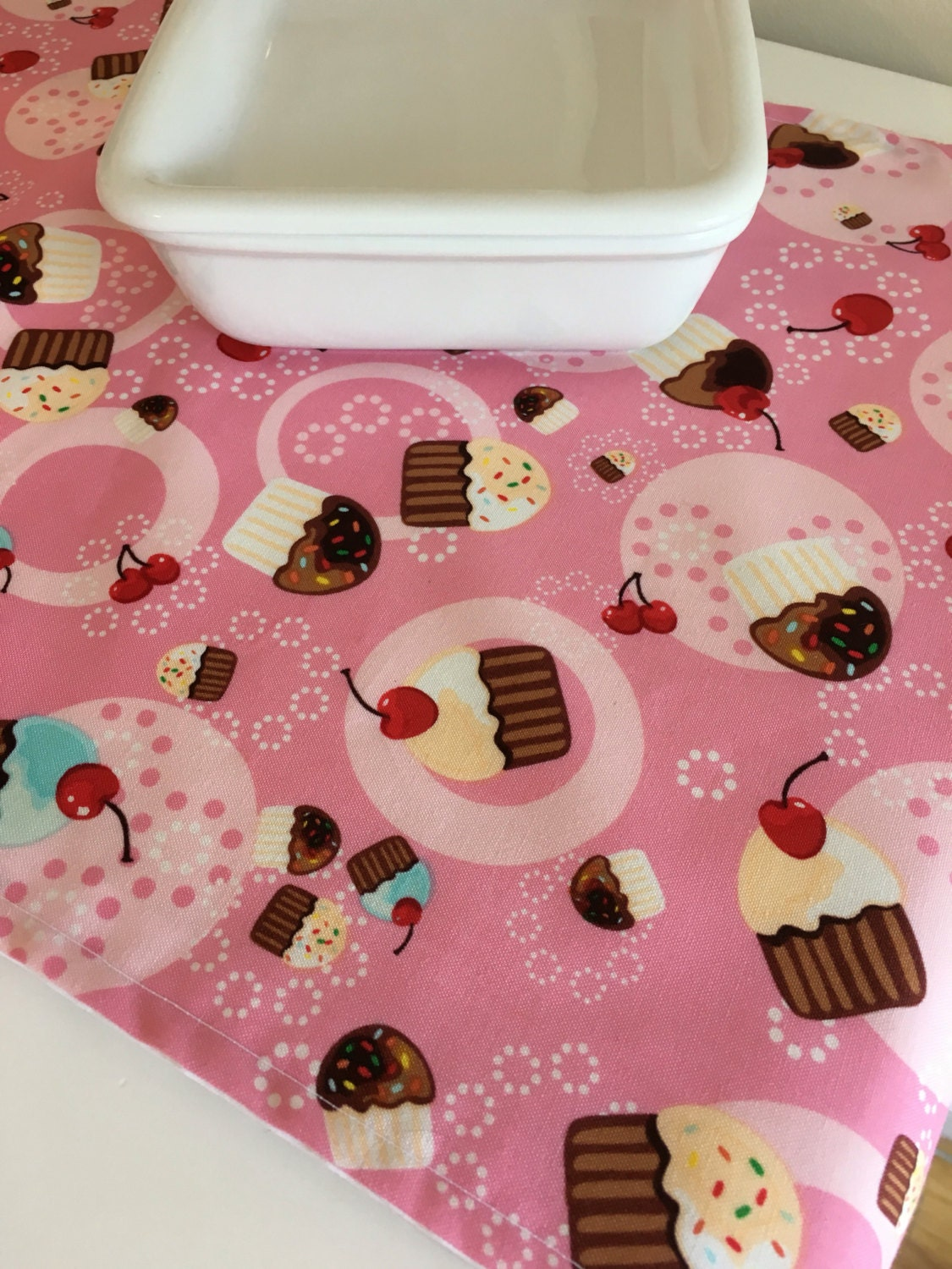 Birthday , Cupcake , Dining Table , Table , Square , Home Decor ...