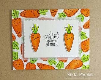 I carrot so much about you