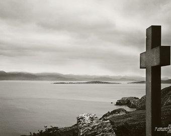 St Patricks Day, March, Mass Rock, Religious, Ireland, Penal Laws, Cross, Mountains, Worship, Catholic, Ferns, Moss, Irish Sea