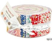 30's Playtime 2015 by Chloe's Closet Moda Jelly Roll