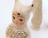 Owl,Handmade figurine,