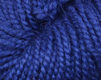 Norwegian Navy Blue  #583 Rauma Ryegarn Whipping Yarn