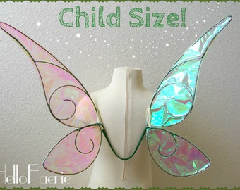 CHILD SIZE Tinkerbell Fairy  wings Halloween Cosplay Renaissance