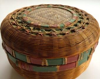 Sewing Basket Vintage