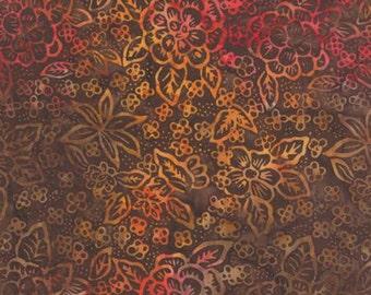 De La Sol Batik Fabric from Moda - Earth