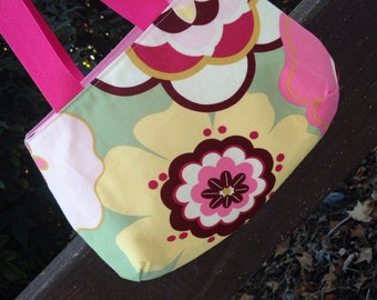 Flower Little Girls Purse