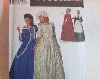 Simplicity 9713 -  Period Gown pattern * size U (16,18,20)*