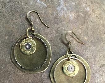 40 cal earrings etsy