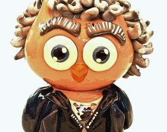 12th Doctor Whoooo Hoodie Costume
