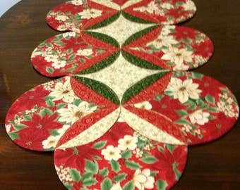 Table Runner Christmas Non Traditional Design