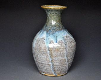 Pottery Bud Vase Small Ceramic Flower Vase Handmade A