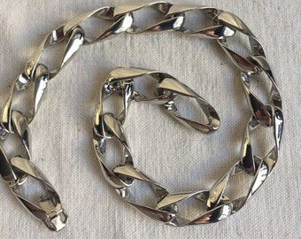 Vintage Chunky chain   jewelry supply