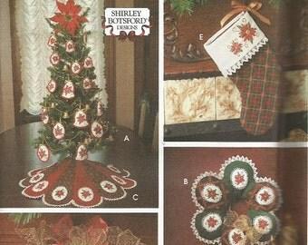 Felt Christmas Tree Skirt Kit