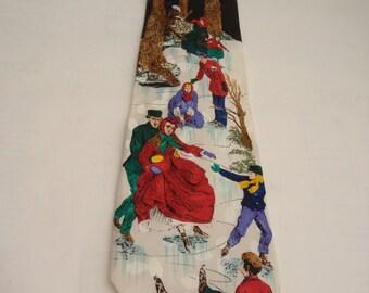 Addiction Novelty Christmas Necktie