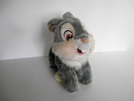 Disney Store Plush Thumper Rabbit 12 Quot Baby Shower
