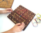 All Natural Wood GeoBoard