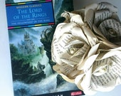 The Lord Of The Rings Forever Flowers Paper Roses - Unique Geek Inspired Flowers