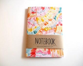 Notebook, Jotter, Mini Sketchbook   Pattern 6