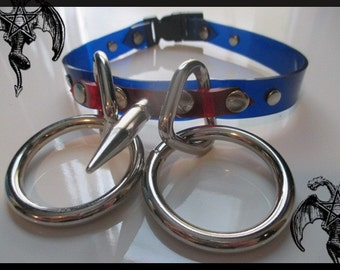 Double Ringed Vegan Friendly Collar